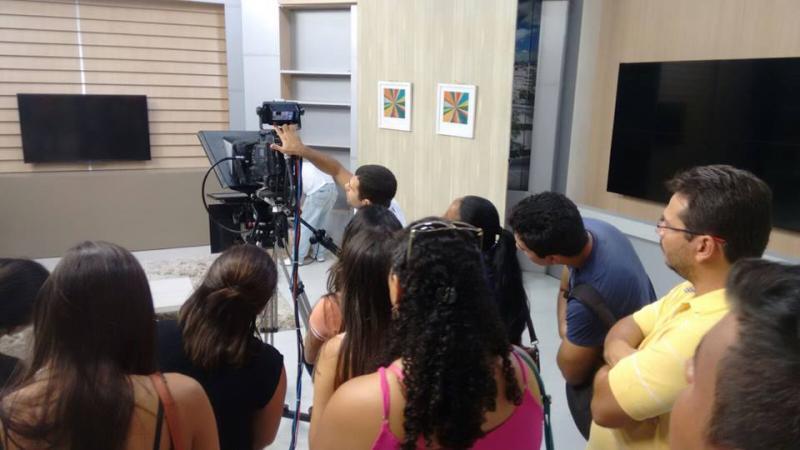 Visita Técnica - TV Correio